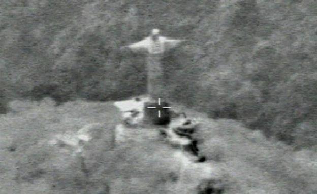 הפסל המפורסם בעין ישראלית (צילום: התעשייה האווירית)