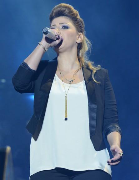שרית חדד, בלומפילד (צילום: שרון רביבו)