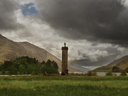 סקוטלנד, כבשים (צילום: סיון פרץ)