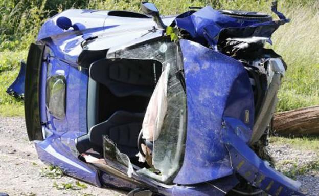 מכוניות אקזוטיות תאונות