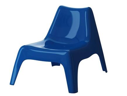 איקאה סייל - כיסא כחול