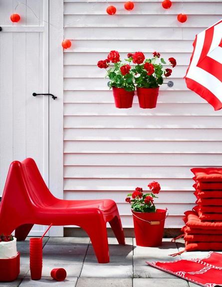 איקאה סייל -  כיסאות נוח צבעוניים