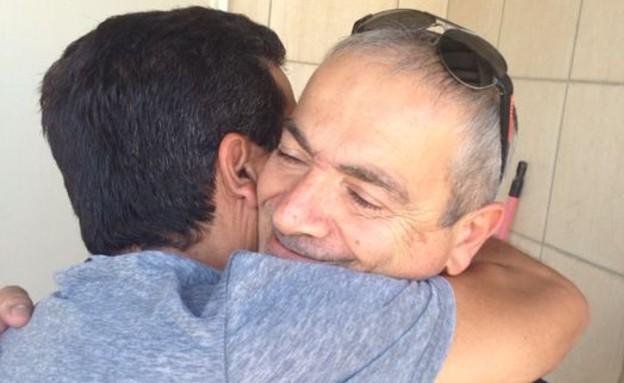 דורון מירן, ישראל בונדק (צילום: ירון אילן)