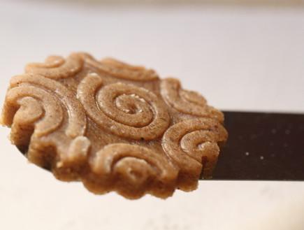עוגיות קינמון - עוגייה לא אפויה