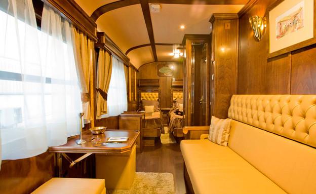 הכי בעולם 19, רכבת טראנס איבריקו , צילום renfe.com (צילום: renfe.com)