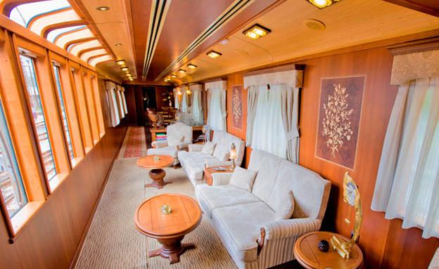 הכי בעולם 19, רכבת טראנס איבריקו מסדרון, צילום ren (צילום: renfe.com)