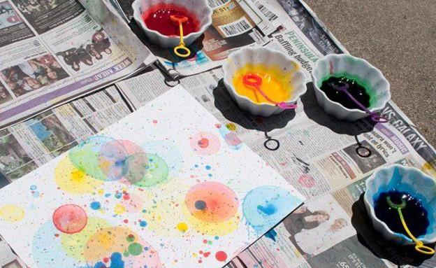 פעיליות בית לקיץ  (צילום: pinterest, צילום מסך)