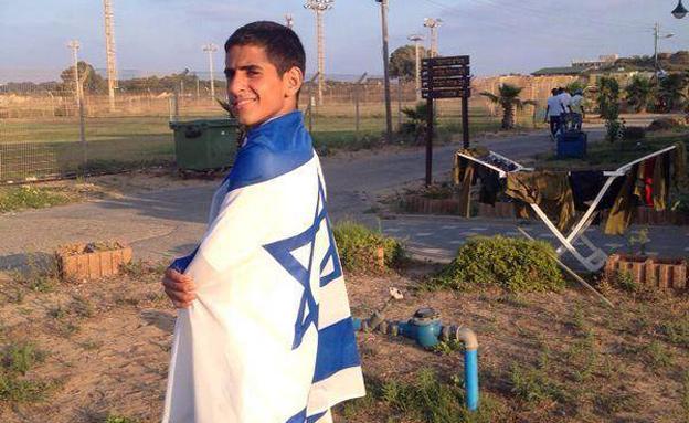 אחיין של חנין זועבי (צילום: חדשות 2)