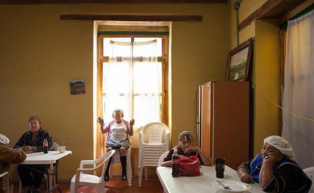 בית אבות לזונות בפנסיה (צילום: בנדיקט דזרוס)