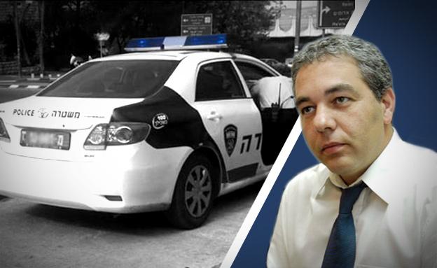 קצין משטרה נחקר באזהרה, ארכיון (צילום: יוסי זילברמן, חדשות 2, תמר מצפי)