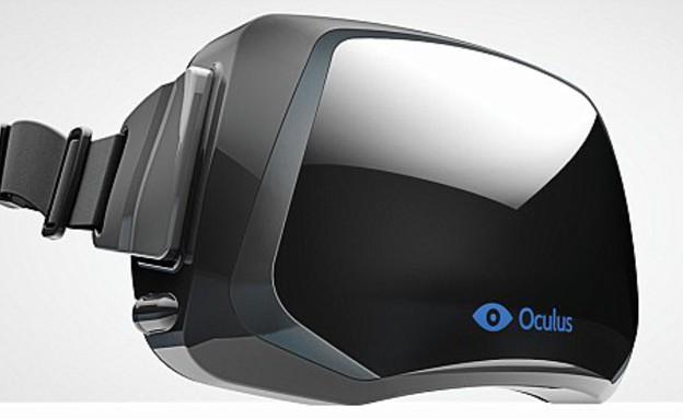 קסדות מציאות וירוטואלית (צילום: oculusvr.com)