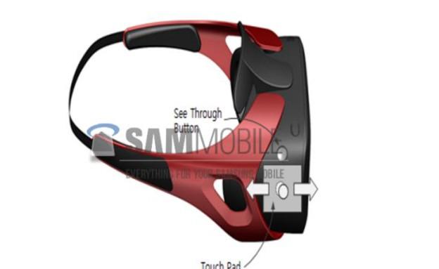 קסדת המציאות המדומה Gear VR של סמסונג (צילום: sammobile.com)