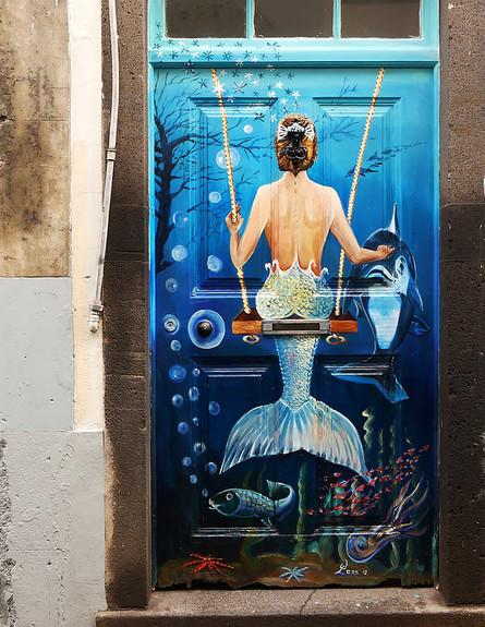 דלתות, פורטוגל, צילום Ahrabella Heabe Lewis