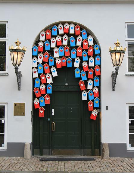 דלתות, קופנהגן דנמרק, צילום Ingeborg van Leeuwen