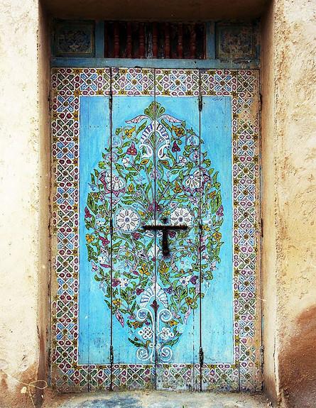 דלתות, רבט מרוקו, צילום David&Bonnie