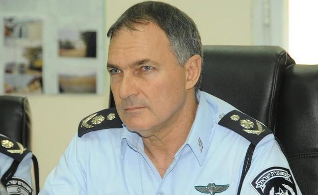 יוחנן דנינו (צילום: משטרת ישראל)
