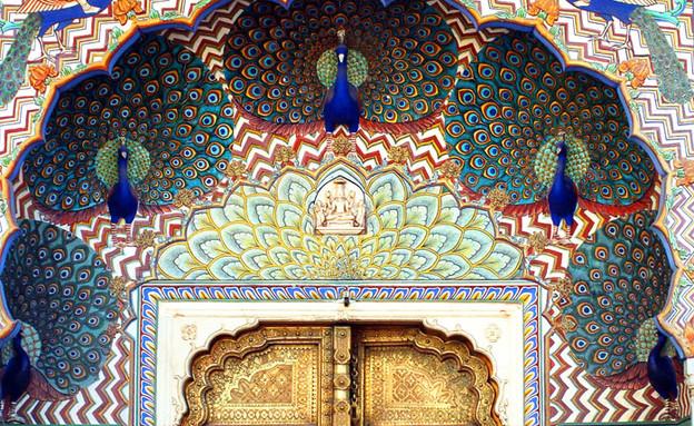 דלתות, ג'איפור, צילום payal.jhaveri (צילום: payal.jhaveri)