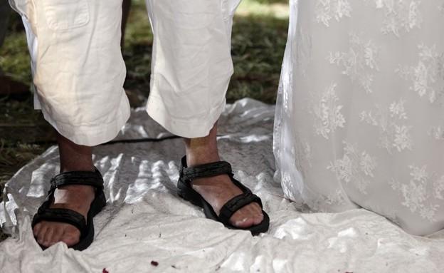 החתונה של שגית ואריק (צילום: שגיא photography)