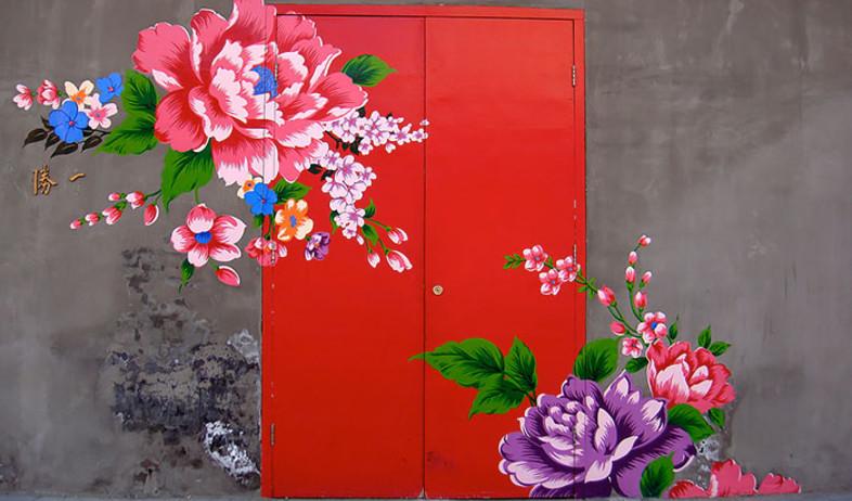דלתות, סין, צילום Rig (צילום: Rig)