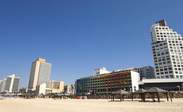 תל אביב, מלונות (צילום: אימג'בנק / Thinkstock)