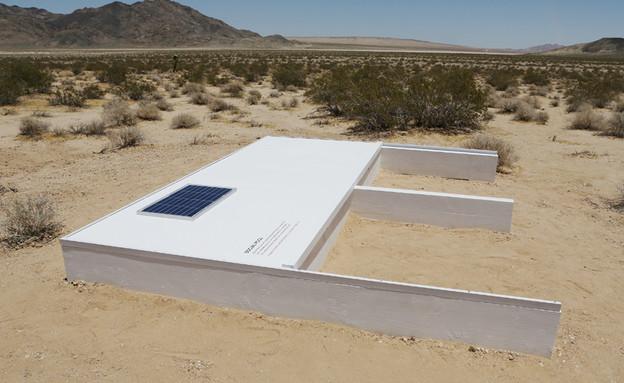בריכה במדבר (צילום: alfredo barsuglia)