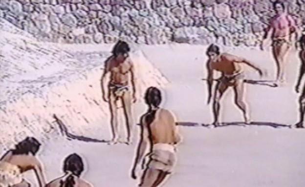 """אולאמה (צילום: מתוך הסרט """"אולאמה"""" של רוברטו רוצ'ין, באדיבות מוזיאון ישראל)"""
