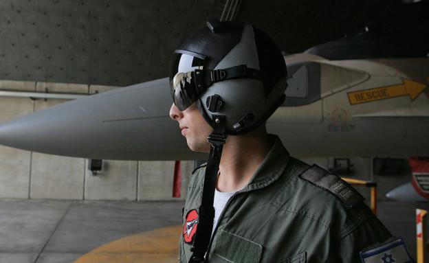טייס קרב (צילום: ap)