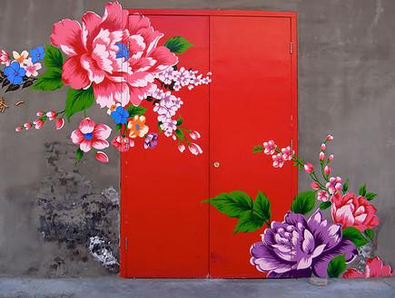 דלתות, סין, צילום Rig