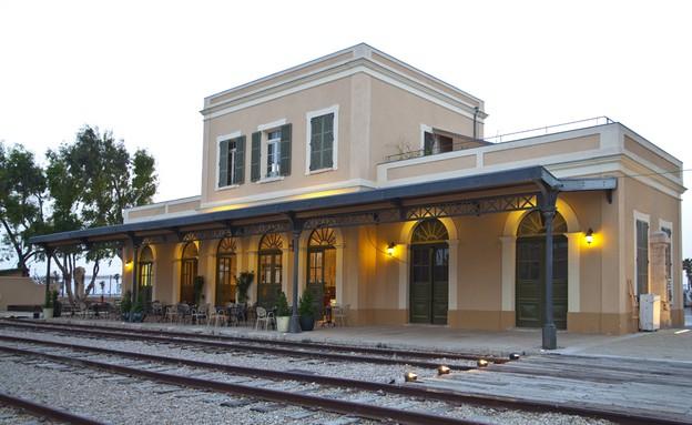 מתחם התחנה (צילום: עיריית תל אביב יפו)