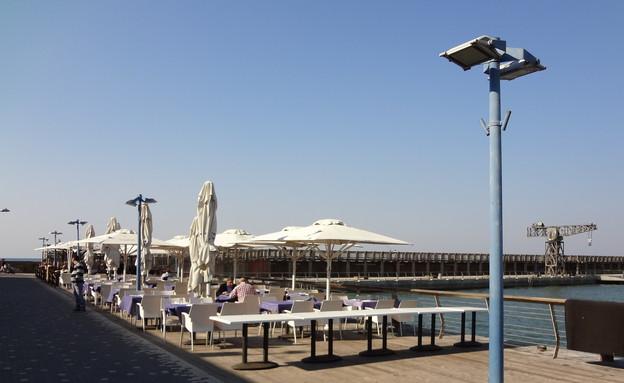 נמל תל אביב (צילום: Dr. Joseph Trotsky תחרות ויקיפדיה אוהבת אתרי מורשת)