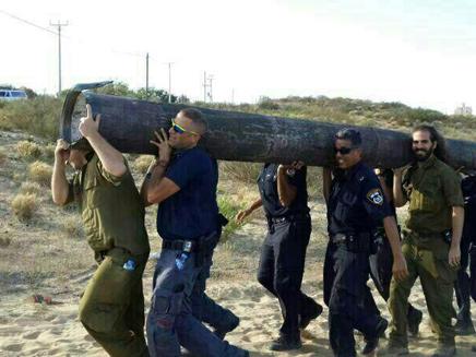 הירי לישראל נמשך