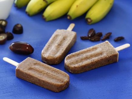 ארטיק בננה-תמר ופקאן . בריא, טרי ומרענן