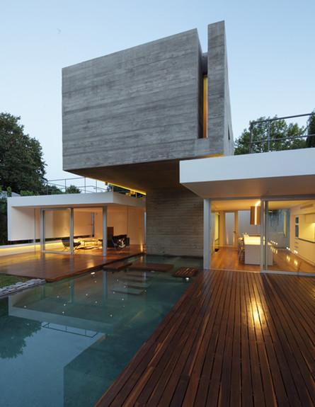 בריכות ביתיות מדהימות, בואנוס איירס (צילום: Botteri-Connell Architects)