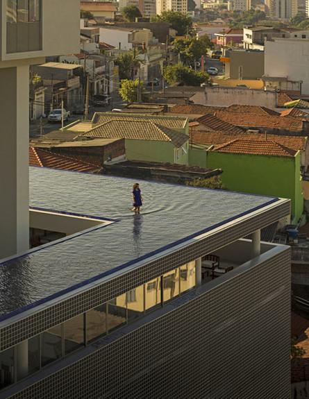 בריכות מדהימות, סאו פאולו (צילום:  isayweinfeld)