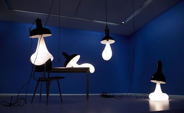 מנורות ונברשות, נורות (צילום: piekebergmans )