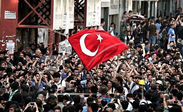 """""""להימנע מביקור בטורקיה"""". ארכיון (צילום: AP)"""