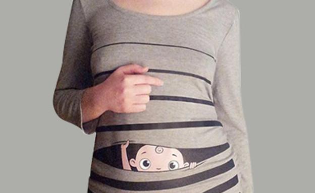 חולצות היריון מדליקות