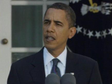 הנשיא אובמה - רוצה לבלום את הרג האזרחים (צילום: רויטרס)