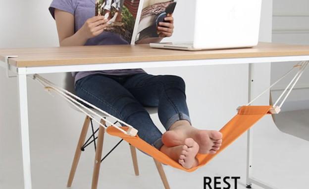 החמישייה 21.7 ערסל רגליים (צילום: connectdesign.co)