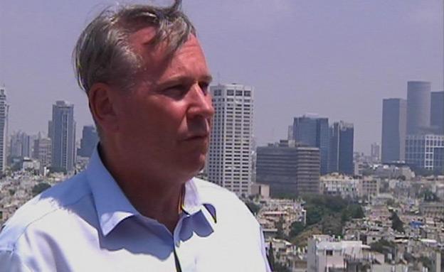 ריצ'רד קם (צילום: חדשות 2)