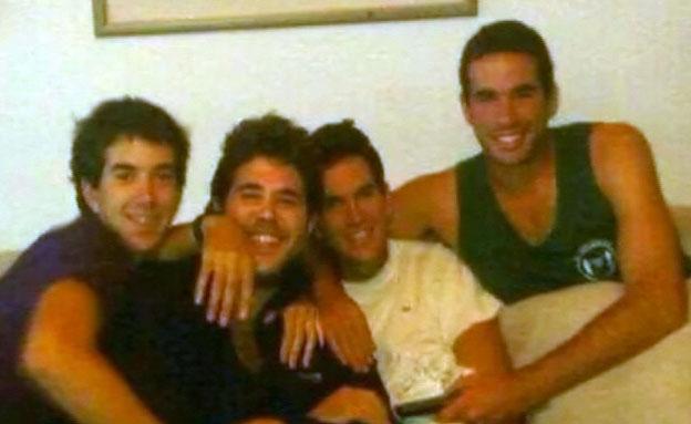 אחים לנשק: ארבעה לוחמים ממשפחת כנען (צילום: חדשות 2)