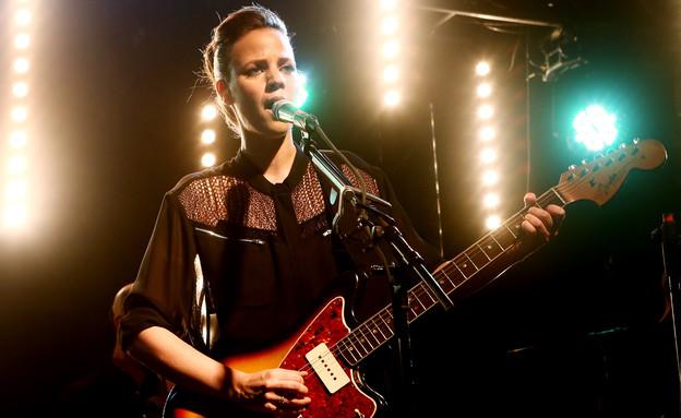 רונה קינן בהופעה (צילום: אורית פניני)