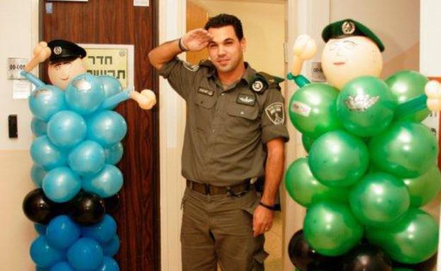יוגב פרץ (צילום: חטיבת דובר המשטרה)