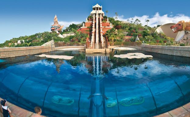 פארק מים סיאם, צילום באדיבות  Siam Parkמגלשה (צילום: Siam Park)