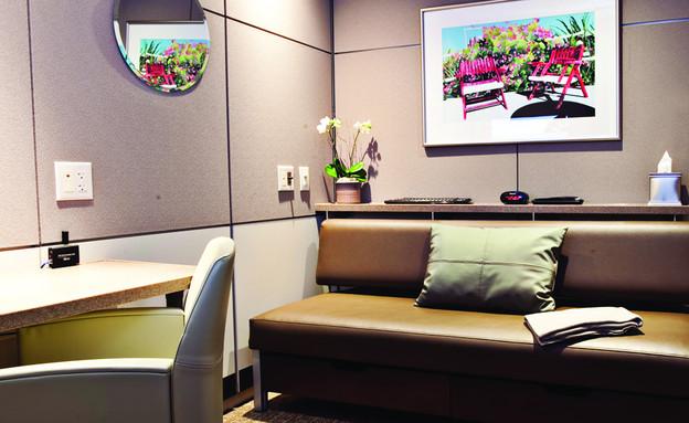 שדה תעופה אטלנטה, סוויטה, צילום minutesuites.com (צילום: minutesuites.com)
