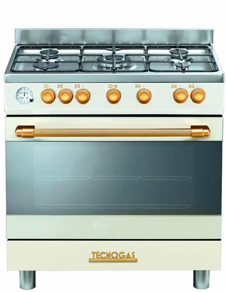 הכל זהב, תנור TECNOGAS  DECO (צילום: TECNOGAS  DECO)