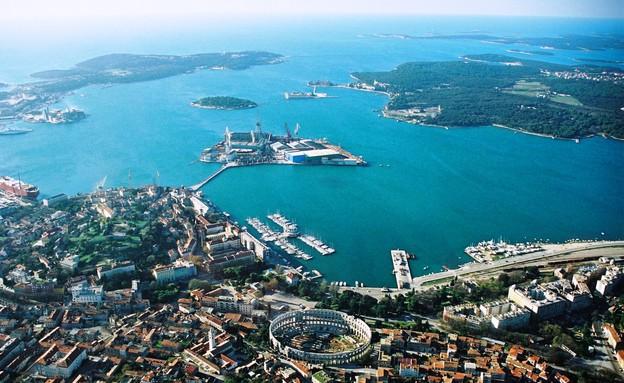 חופי הבלקן (צילום: Orlovic, ויקיפדיה)