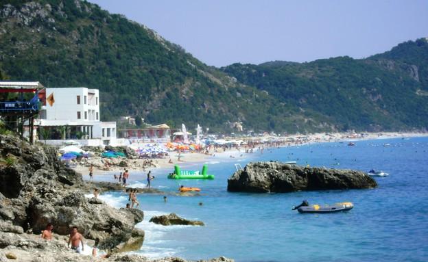 חופי הבלקן (צילום:  Igiann, ויקיפדיה )