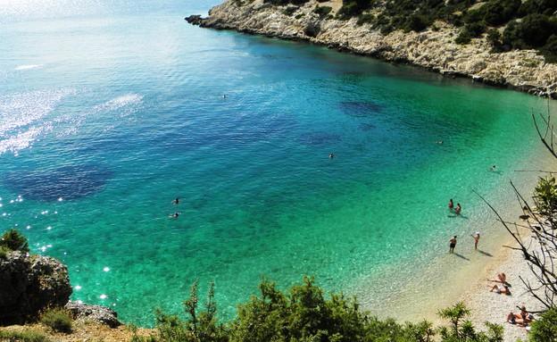 חופי הבלקן (צילום: Planinarski klub Osoršćica, ויקיפדיה)