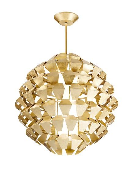 הכל זהב,  קמחי תאורהTerzani_החל מ-4000 (צילום: Terzani)